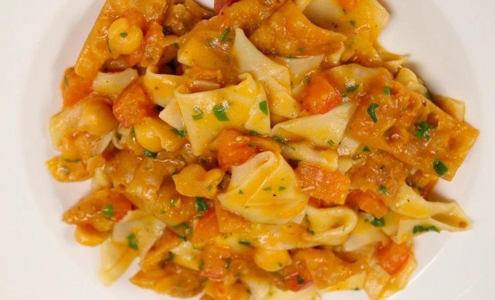 Ciceri e Tria: ricetta della tradizione culinaria Salentina