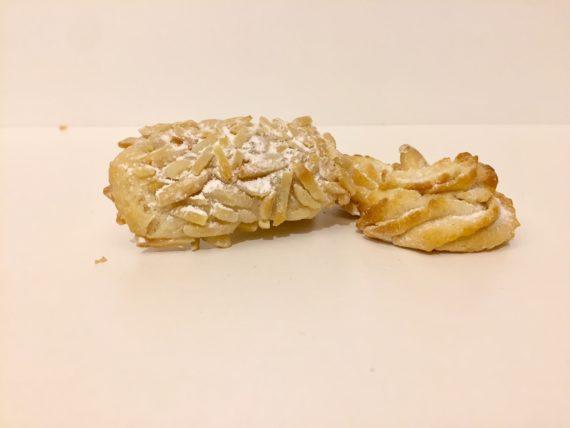 Dolcetti Di Pasta Di Mandorla