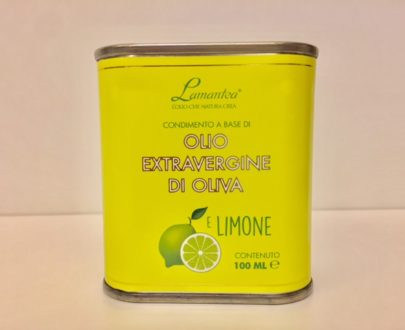 Olio Extra Di Oliva E Limone