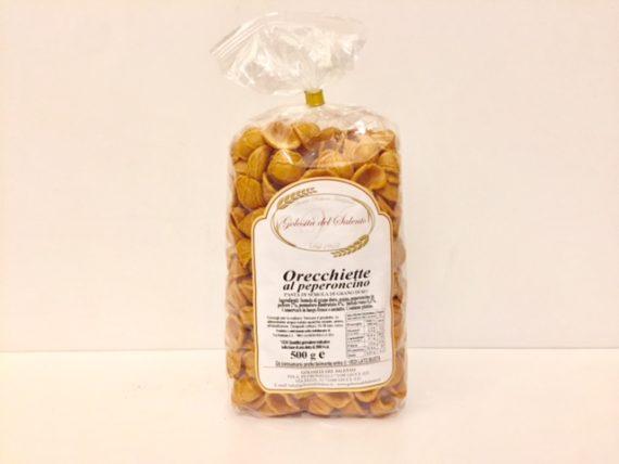 Orecchiette Al Peperoncino