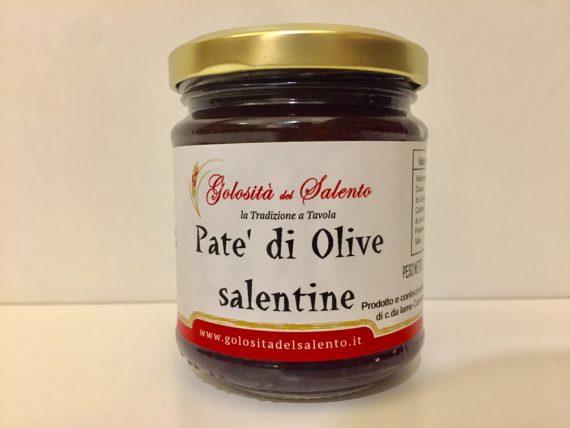Pate' Di Olive Salentine