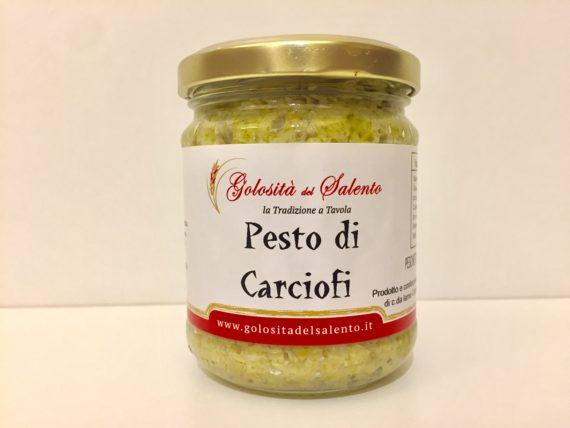 Pesto Di Carciofi